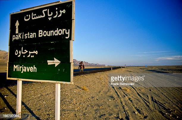 Just before Mirgave the Border between Iran and Pakistan