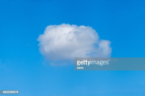 Just Cloud : Stock Photo