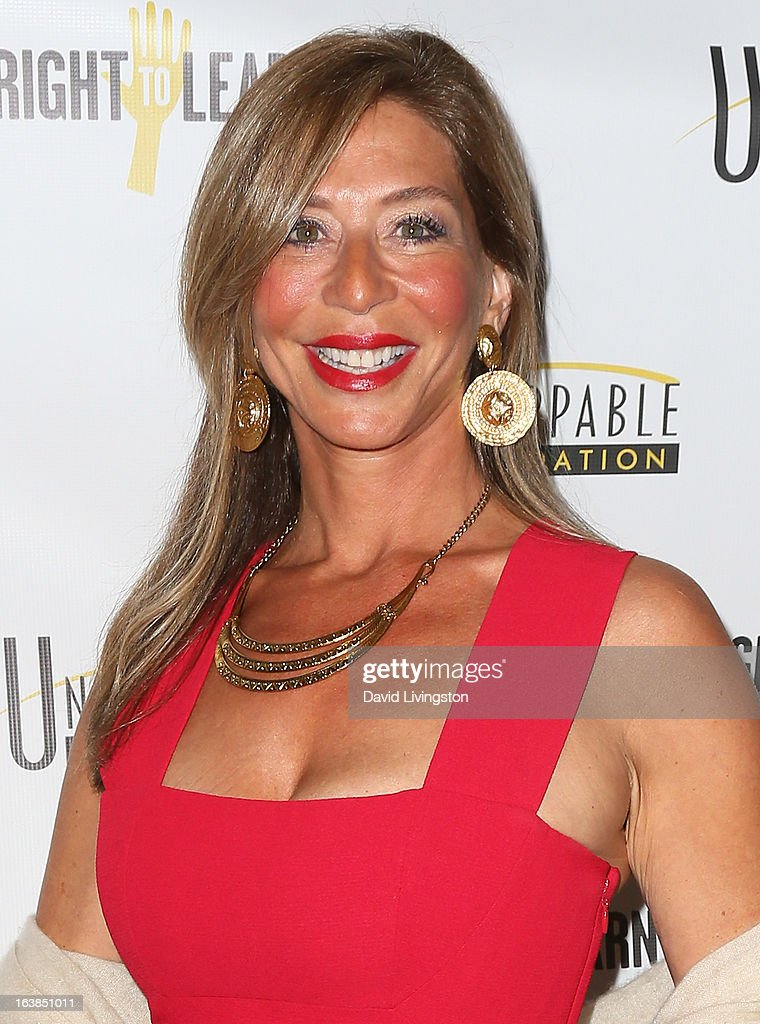 Just Like My Child Foundation founder Vivian Glyck attends the 4th Annual Unstoppable Gala at the Beverly Wilshire Four Seasons Hotel on March 16, 2013 in Beverly Hills, California.