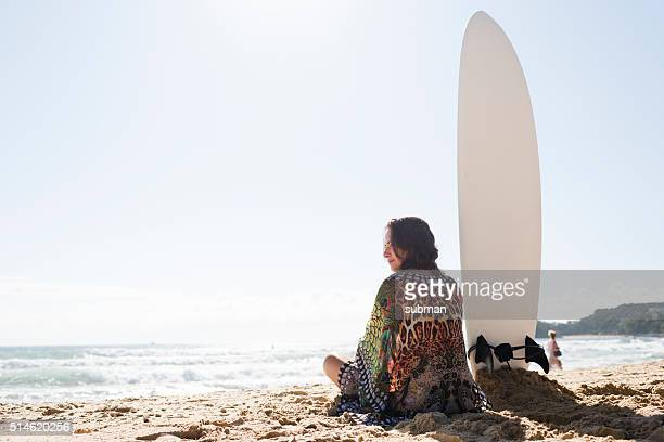 Just Me & My Surfboard