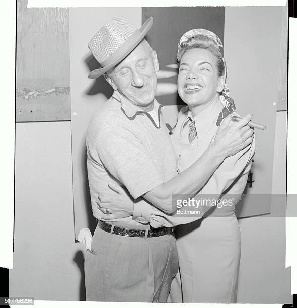 Just one day after she was photographed making merry with comic Jimmy Durante Brazilian actress Carmen Miranda was dead of a heart attack in...
