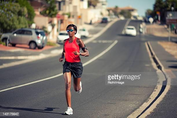 À courez