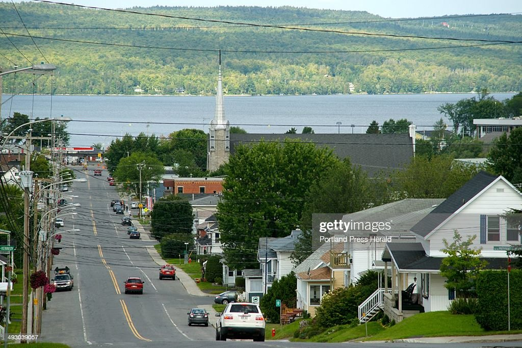 Just under 6 000 people live in LacMegantic The downtown is situated on the shore of Lake Megantic at the bottom of a long hill The railroad passes...