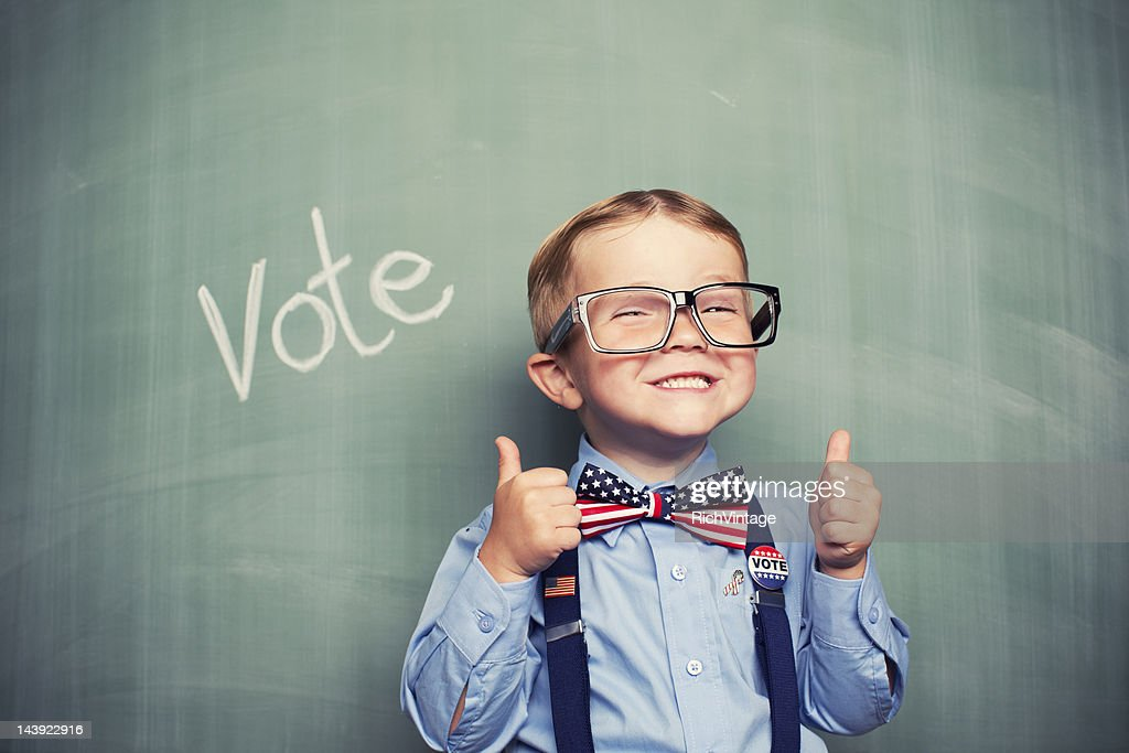Just Vote : Stock Photo