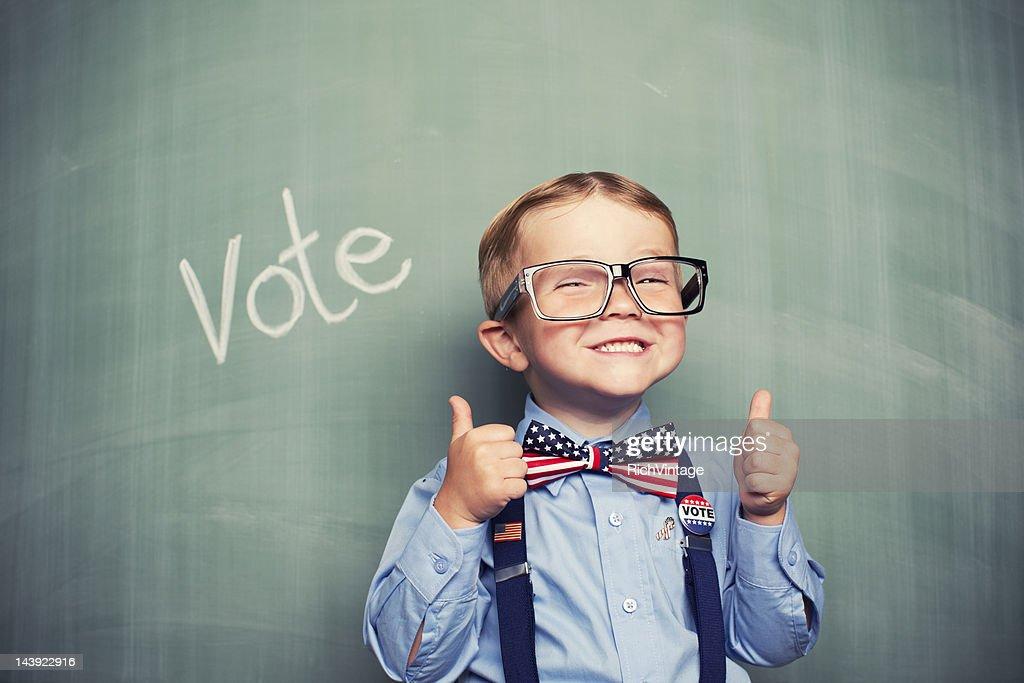 Just Vote : ストックフォト