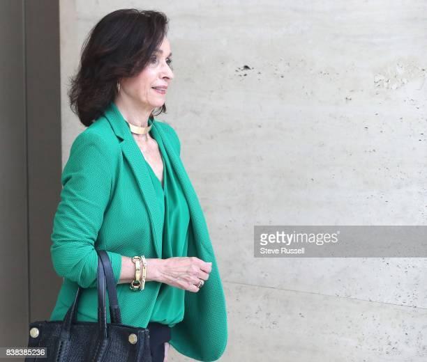 TORONTO ON AUGUST 23 Justice Marjoh Agro spoke on behalf of Bernd Zabel Hamilton judge who wore Trump hat to court in Toronto