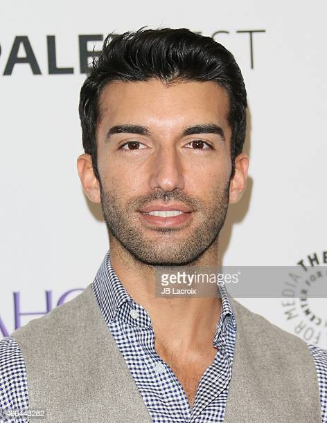 Justin Baldoni attends The Paley Center for Media's 32nd annual PALEYFEST LA 'Jane The Virgin' at Dolby Theatre on March 15 2015 in Hollywood...