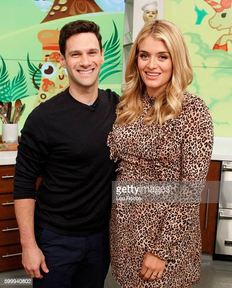 THE CHEW Justin Bartha is the guest today Wednesday September 7 2015 on ABC's 'The Chew' 'The Chew' airs MONDAY FRIDAY on the ABC Television Network...
