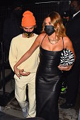 Celebrity Sightings In New York City - October 18, 2020