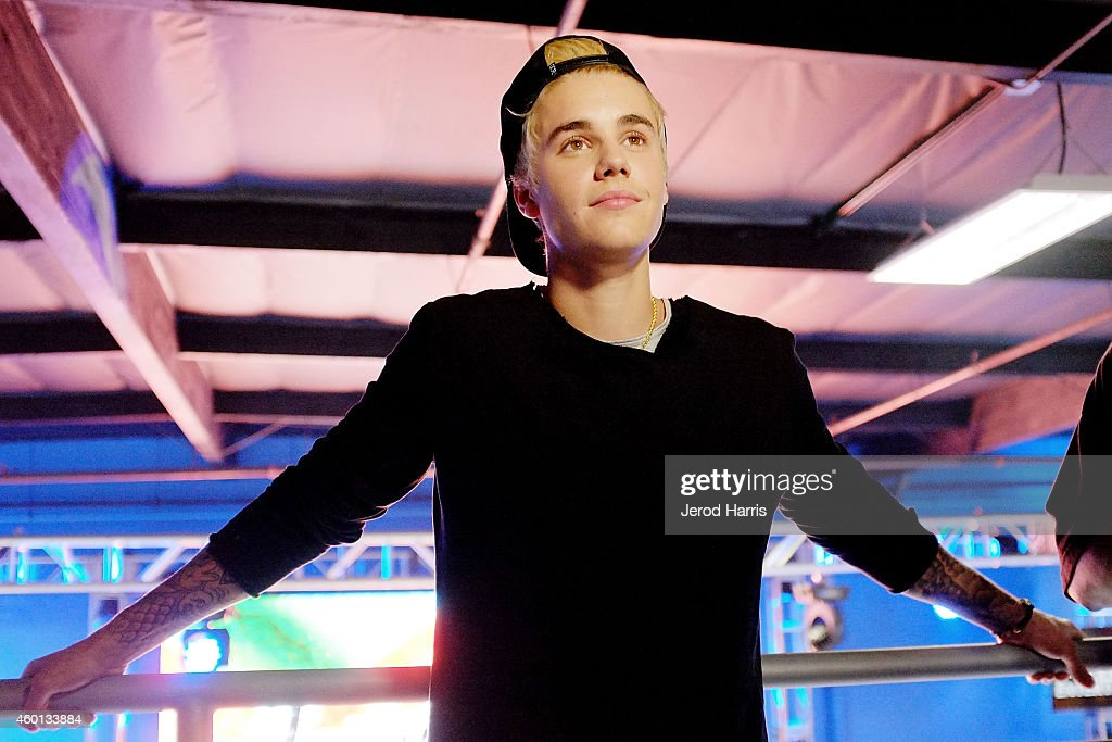 <a gi-track='captionPersonalityLinkClicked' href=/galleries/search?phrase=Justin+Bieber&family=editorial&specificpeople=5780923 ng-click='$event.stopPropagation()'>Justin Bieber</a> attends the Grand Opening of West Coast Customs Burbank Headquarters on December 7, 2014 in Burbank, California.