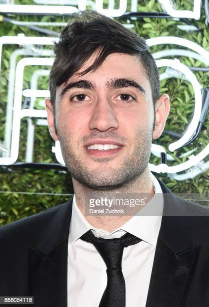 Justin Blau aka 3LAU attends the 2017 Pencils of Promise Gala at Central Park on December 7 2017 in New York City
