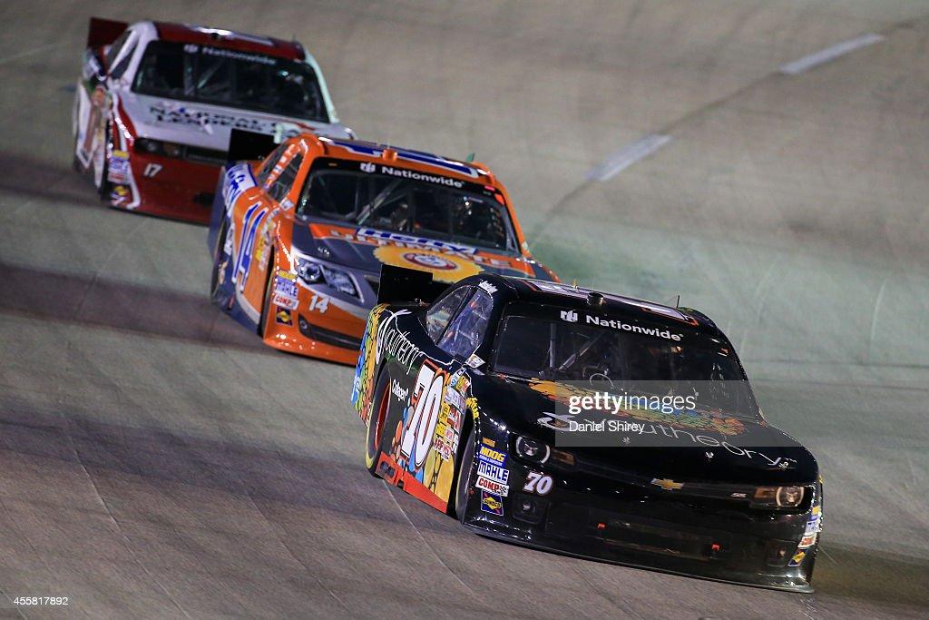 Nationwide Series VisitMyrtleBeach.com 300 at Kentucky Speedway on