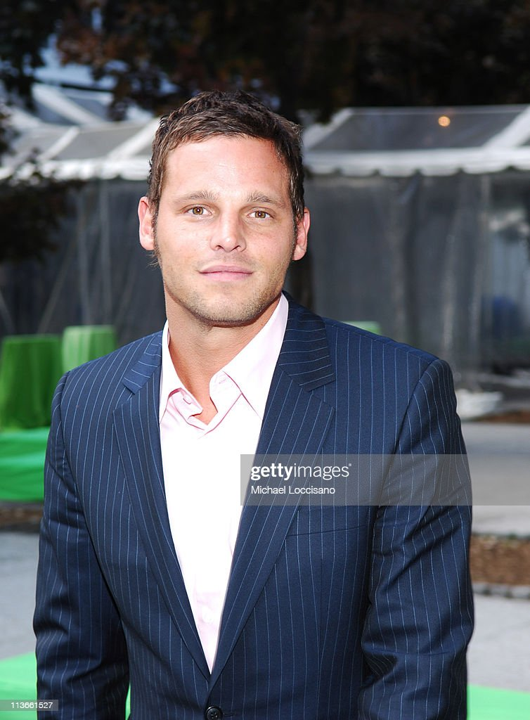 Justin Chambers during 2005/2006 ABC UpFront - Arrivals at Lincoln Center in New York City, New York, United States.