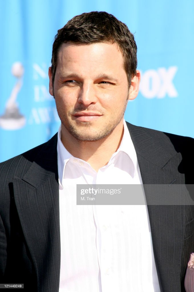 Justin Chambers during 38th Annual NAACP Image Awards Arrivals at Shrine Auditorium in Los Angeles California United States