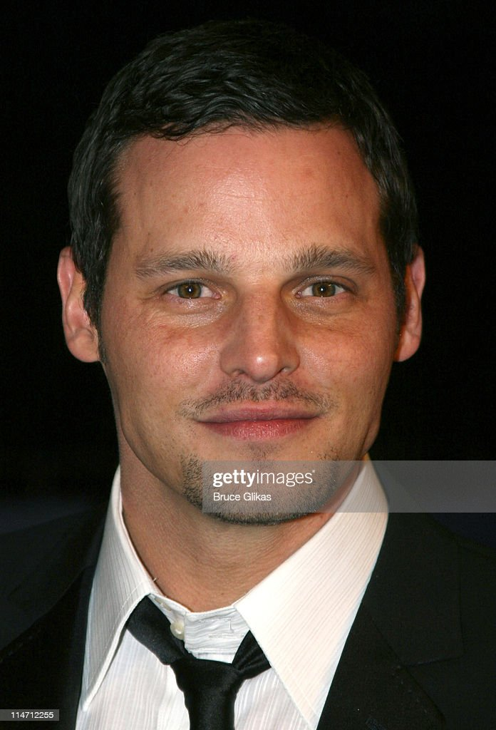 Justin Chambers during Paramount Pictures Hosts 2007 Golden Globe Award AfterParty at Beverly Hilton Hotel in Beverly Hills California United States