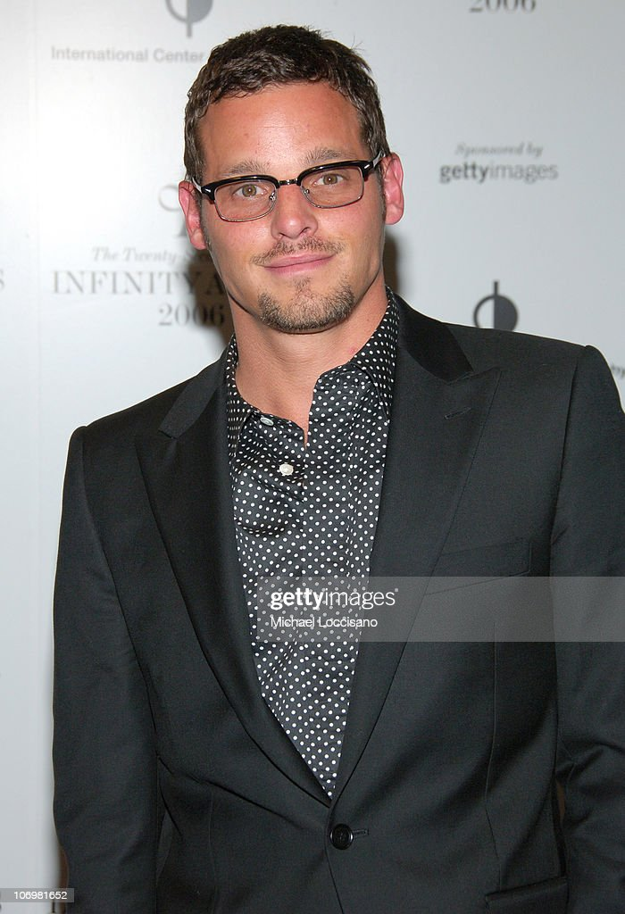 Justin Chambers during The 22nd Annual Infinity Awards Presented by The International Center of Photography at Chelsea Piers in New York City New...
