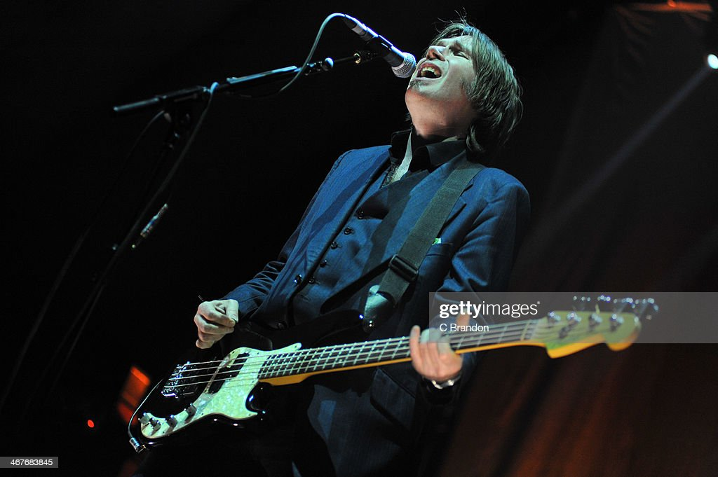 Del Amitri Perform At Hammersmith Apollo In London