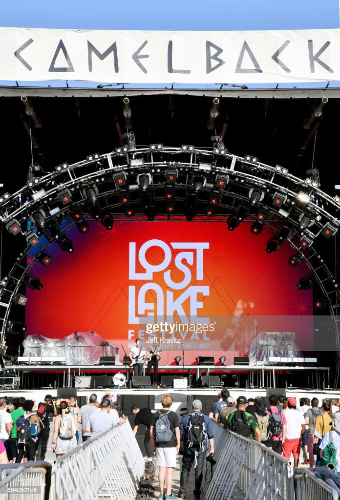Lost Lake Festival 2017  - Day 1