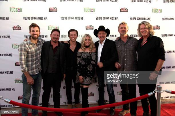 Justin Deeley Dustin Rykert Leo Howard Eden XO Kix Brooks John Schneider and William Shockley attend 'You're Gonna Miss Me' premiere sponsored by...