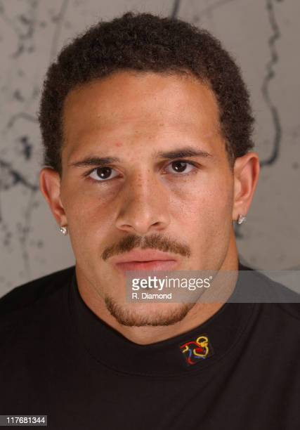 Justin Fargas Oakland Raiders during Reebok NFL Players Rookie Premiere Presented by 989 Sports at LA Coliseum in Los Angeles California United States