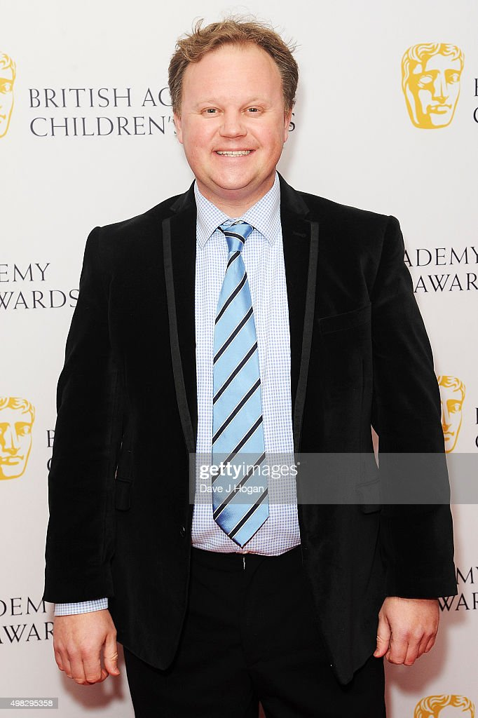 Justin Fletcher attends the British Academy Children's Awards at The Roundhouse on November 22 2015 in London England