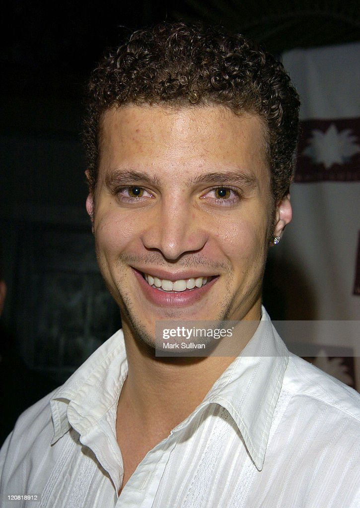 Justin Guarini during One Year Anniversary of White Lotus at White Lotus in Hollywood California United States