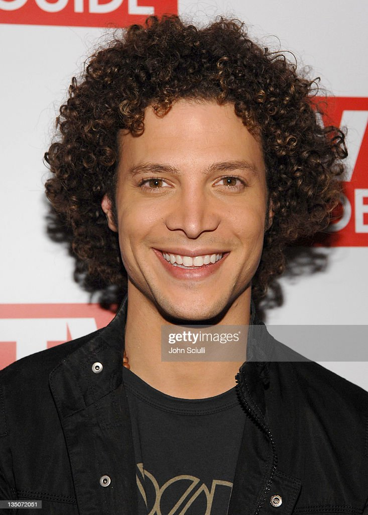 Justin Guarini during TV Guide Celebrates the Premiere Annual Issue The Sexy Issue at Bar Marmont in West Hollywood California United States