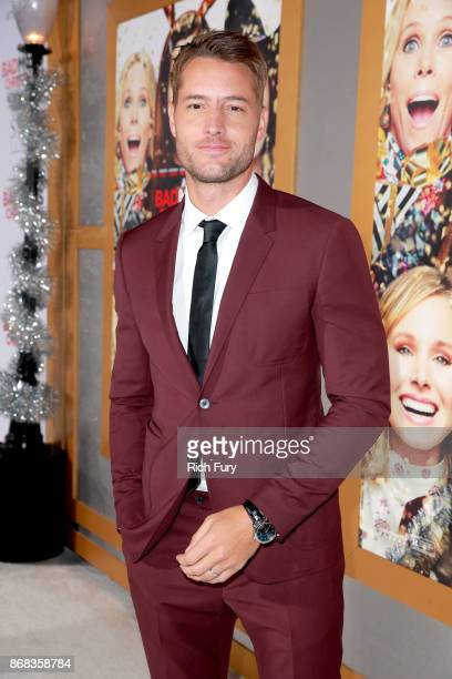 Justin Hartley attends the premiere of STX Entertainment's 'A Bad Moms Christmas' at Regency Village Theatre on October 30 2017 in Westwood California
