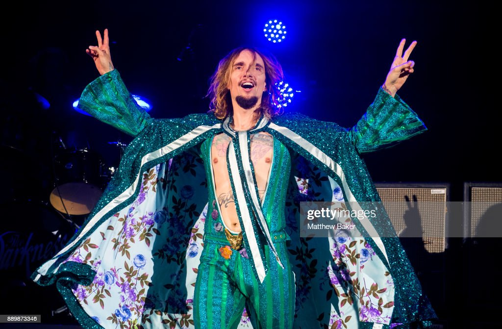 The Darkness Perform At Eventim Apollo