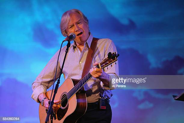 Justin Hayward performs at City Winery on May 25 2016 in New York City
