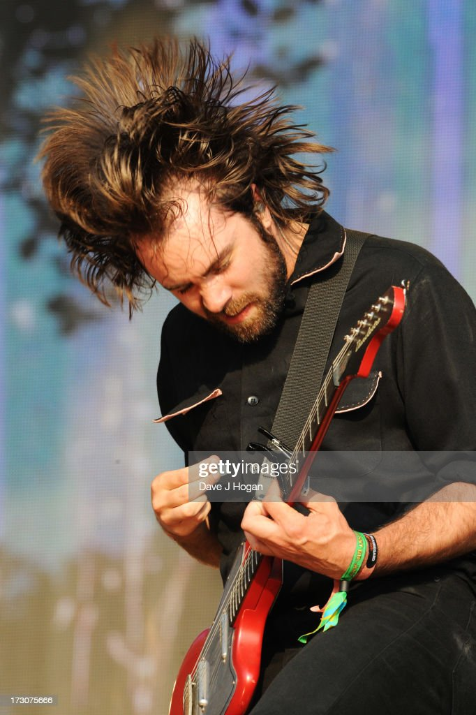 Justin HaywardYoung of The Vaccines performs live on stage during day two of British Summer Time Hyde Park presented by Barclaycard at Hyde Park on...