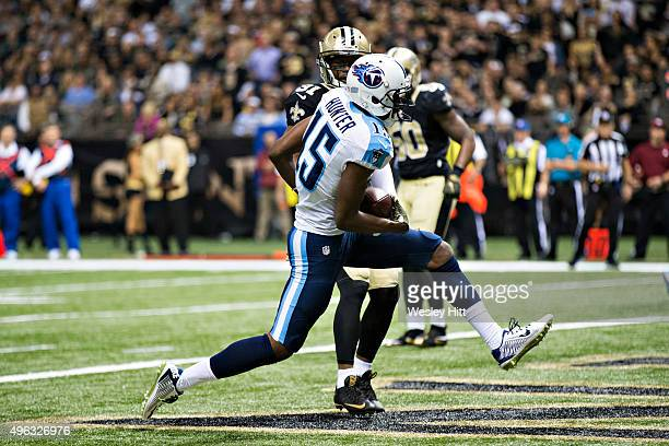 Justin Hunter Stock Photos And Pictures Getty Images