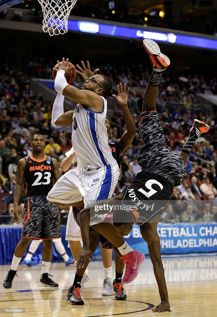 NCAA Basketball Tournament - Second Round - Philadelphia