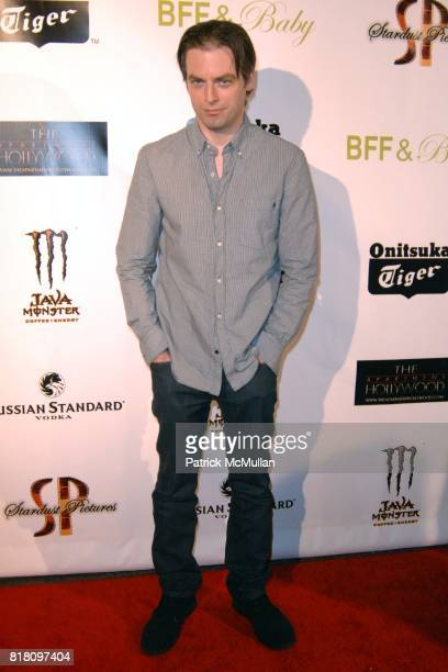 Justin Kirk attends OFFICIAL Film WRAPPARTY for Stardust Pictures BFF Baby at The Colony on November 17 2010 in Hollywood California