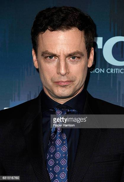 Justin Kirk attends the FOX AllStar Party during the 2017 Winter TCA Tour at Langham Hotel on January 11 2017 in Pasadena California