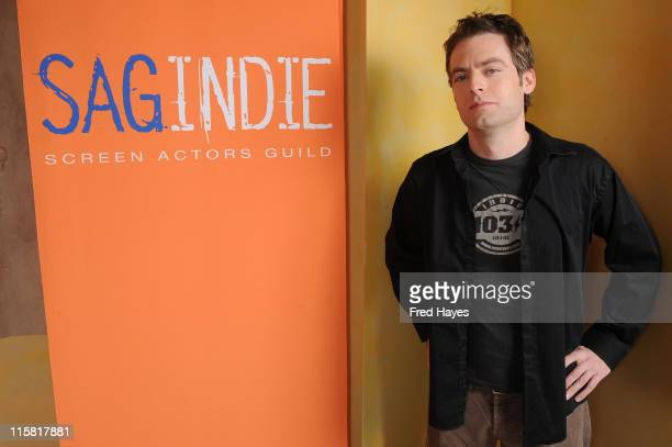 Justin Kirk attends the SAG Indie Brunch at the Racquet Club Theatre during 2009 Sundance Film Festival on January 18th 2009 in PArk City Utah