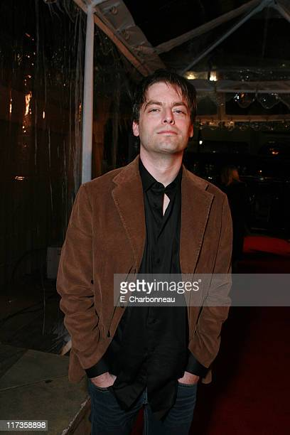 Justin Kirk during Paramount Classics' 'Ask The Dust' Los Angeles Premiere at Egyptian Theatre in Los Angeles California United States