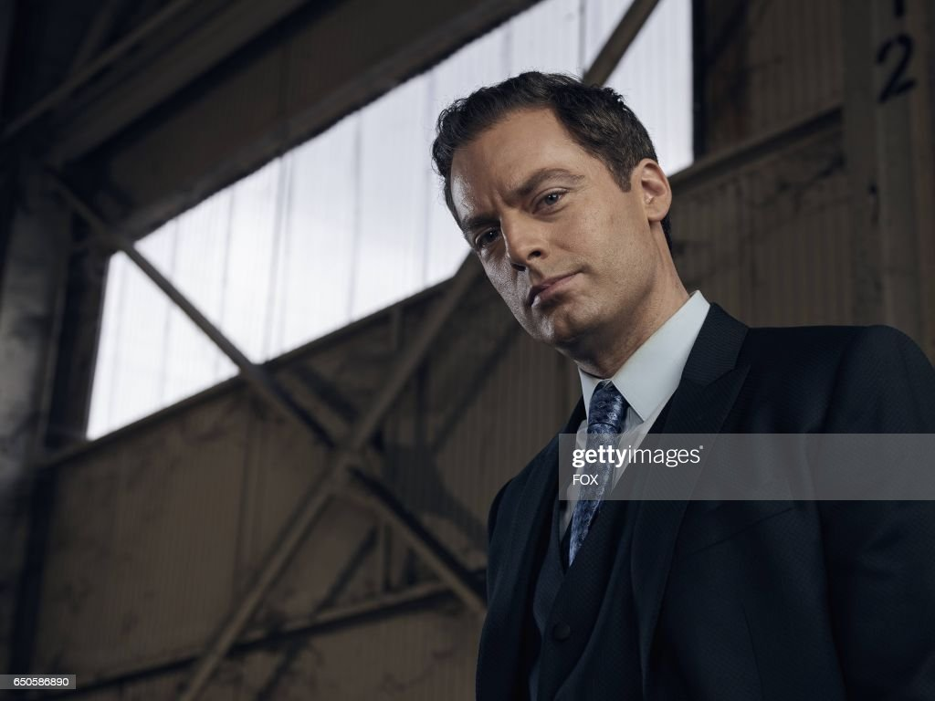 Justin Kirk in APB premiering Monday, Feb. 6 (9:01-10:00 PM ET/PT) on FOX.