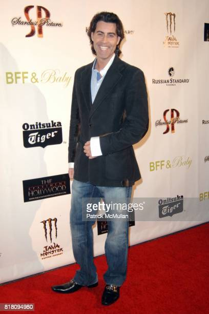 Justin Levine attends OFFICIAL Film WRAPPARTY for Stardust Pictures BFF Baby at The Colony on November 17 2010 in Hollywood California