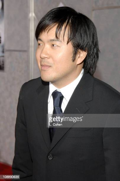 Justin Lin director of 'Annapolis' during Touchstone Pictures' 'Annapolis' World Premiere Red Carpet at El Capitan Theatre in Hollywood California...