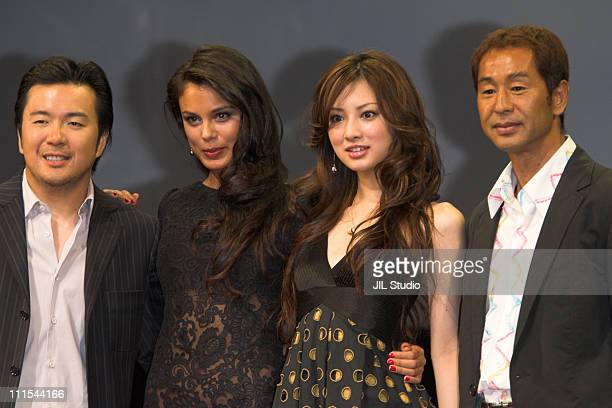 Justin Lin Nathalie Kelley Keiko Kitagawa and Keiichi Tsuchiya