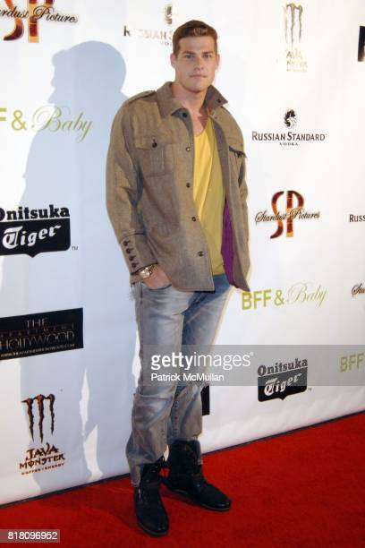 Justin Price attends OFFICIAL Film WRAPPARTY for Stardust Pictures BFF Baby at The Colony on November 17 2010 in Hollywood California
