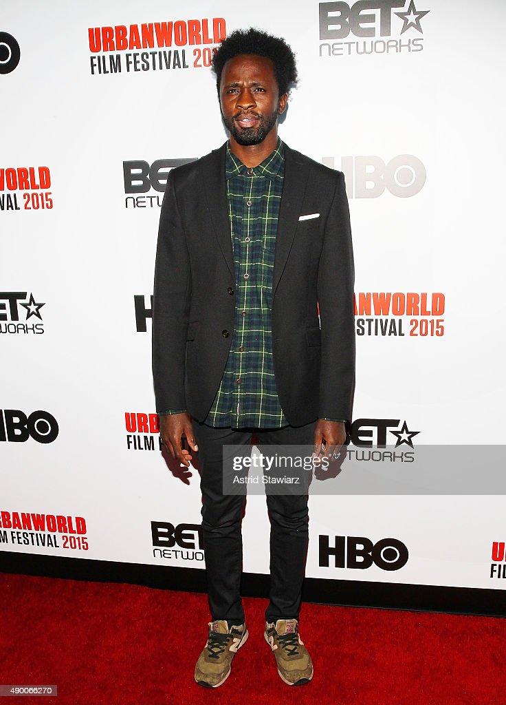 Justin RambertÊattends the 2015 Urbanworld Film Festival at AMC Empire 25 theater on September 25, 2015 in New York City.