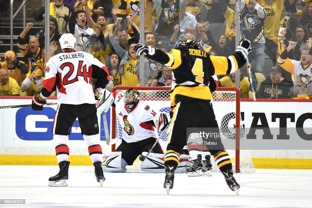 Pittsburgh Wins The Eastern Conference Finals