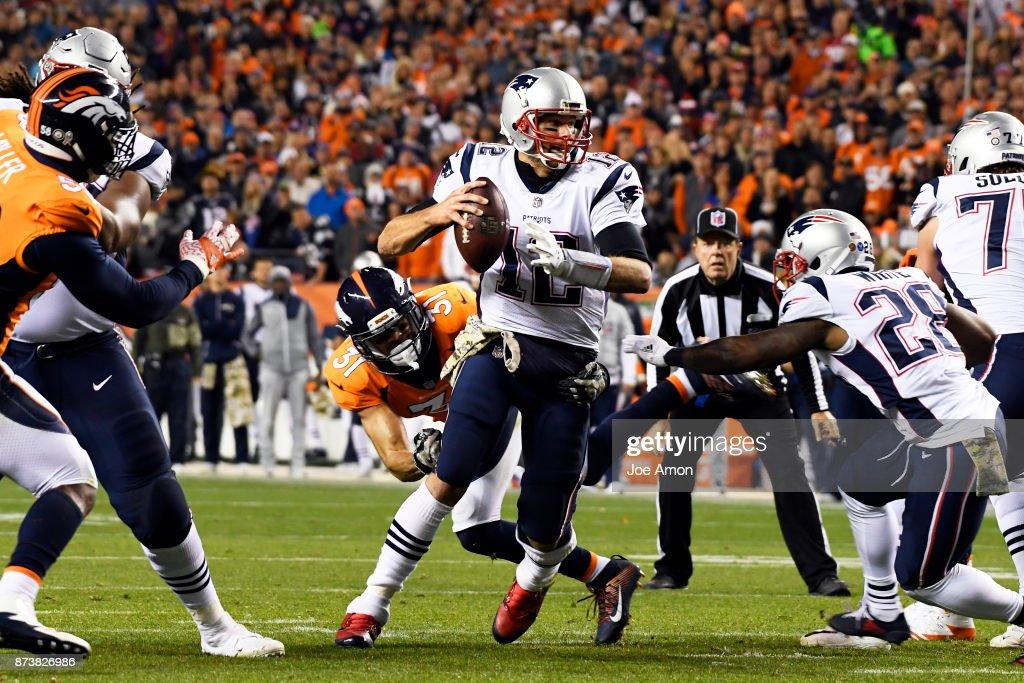 New England Patriots vDenver Broncos