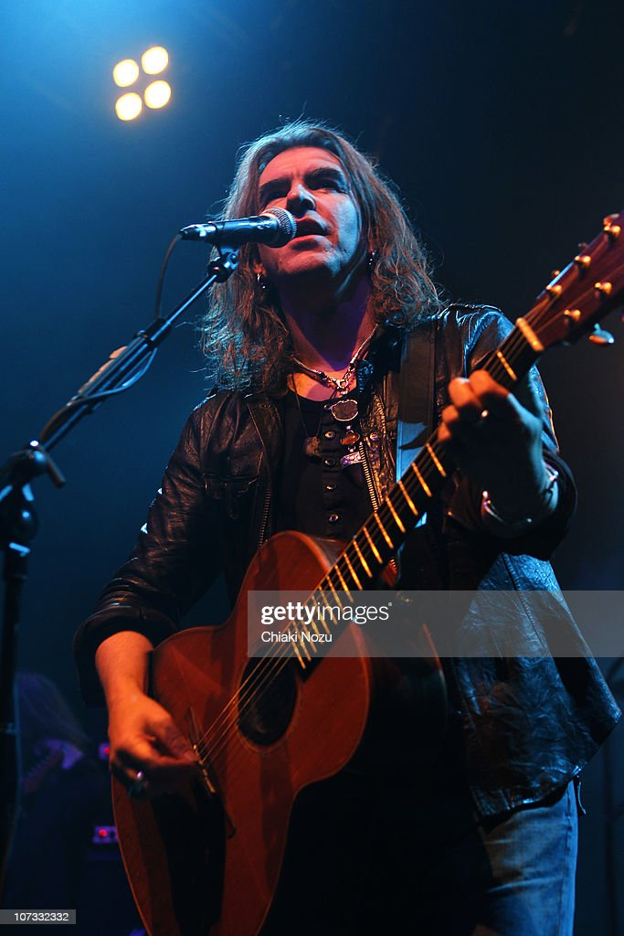 <a gi-track='captionPersonalityLinkClicked' href=/galleries/search?phrase=Justin+Sullivan&family=editorial&specificpeople=4756014 ng-click='$event.stopPropagation()'>Justin Sullivan</a> of New Model Army performs at The Forum on December 4, 2010 in London, England.
