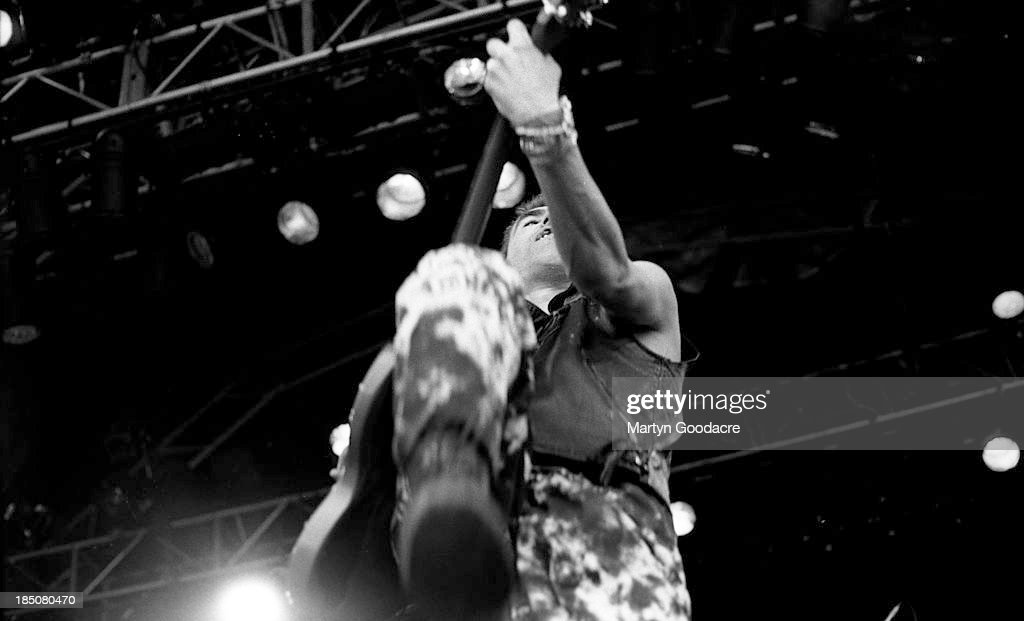 <a gi-track='captionPersonalityLinkClicked' href=/galleries/search?phrase=Justin+Sullivan&family=editorial&specificpeople=4756014 ng-click='$event.stopPropagation()'>Justin Sullivan</a> of New Model Army performs on stage, Spain, 1994.