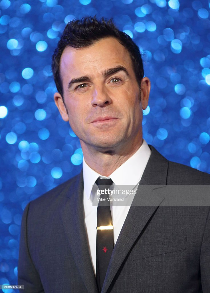 Justin Theroux attends a London Fan Screening of the Paramount Pictures film 'Zoolander No. 2' at Empire Leicester Square on February 4, 2016 in London, England.
