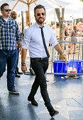 Celebrity Sightings In Los Angeles - July 26, 2017