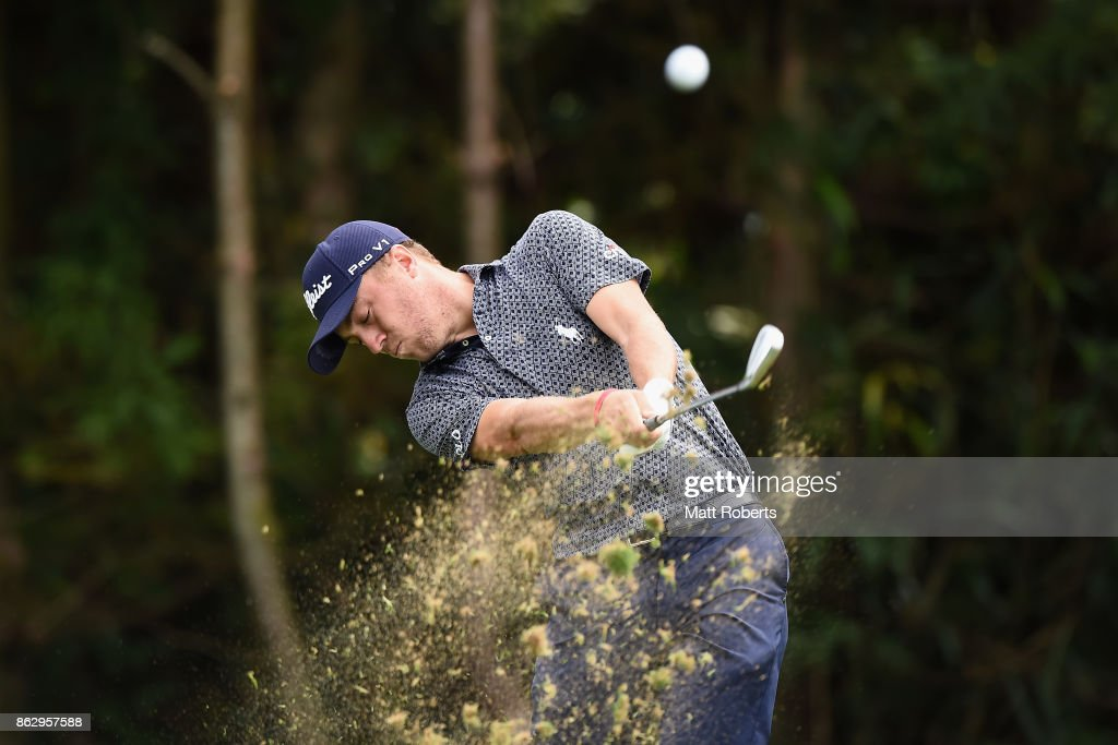 The CJ Cup - Round One